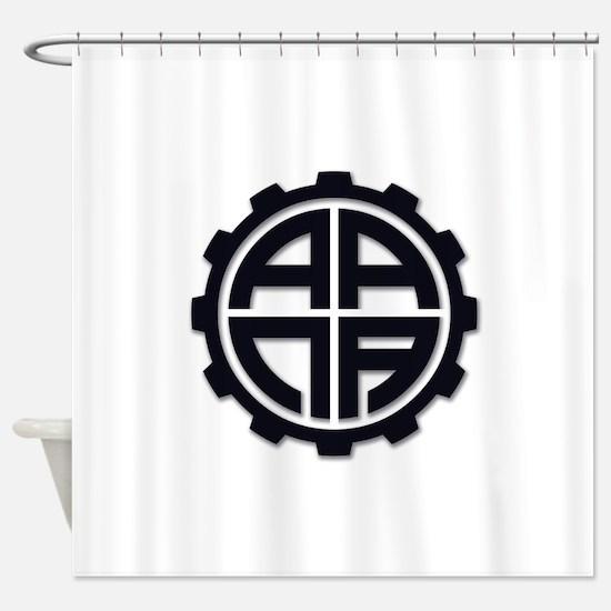 AANAGear - Shower Curtain