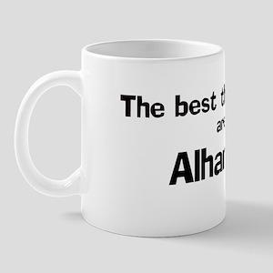 Alhambra: Best Things Mug