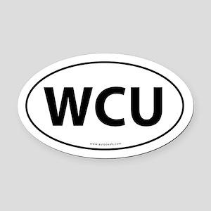 Wcu Car Accessories Cafepress