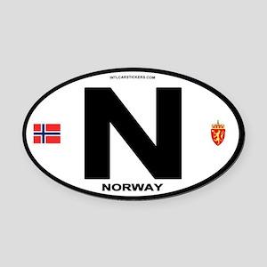 Norwegian Car Accessories Cafepress