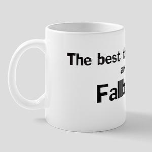 Fallbrook: Best Things Mug