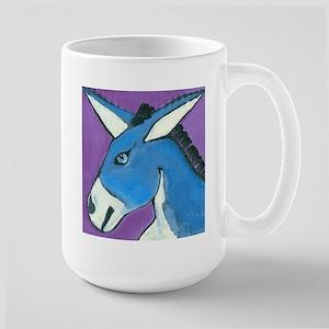 Donkey Blue / Coffee Mug / Cathy DeLeRee Mugs
