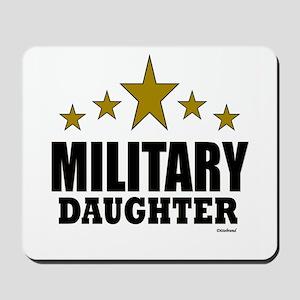 Military Daughter Mousepad
