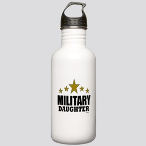 Military Daughter Stainless Water Bottle 1.0L