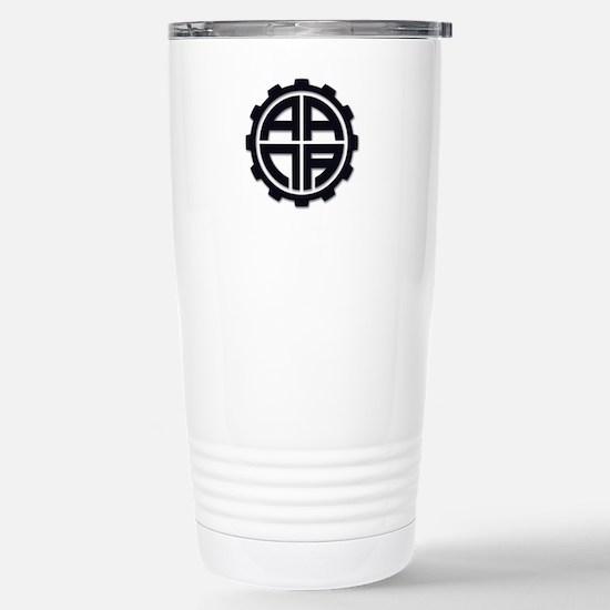 AANAGear - Stainless Steel Travel Mug