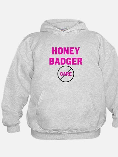 Fearless Honey Badgers Hoodie