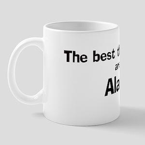 Alamo: Best Things Mug