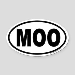 Moo Car Accessories Cafepress
