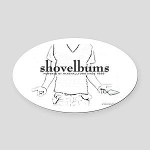 Shina duVall - Powered By Marshalltown Oval Car Ma