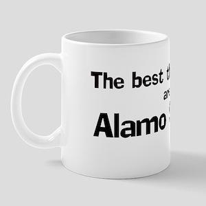 Alamo Square: Best Things Mug