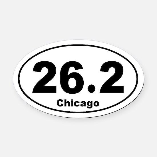 Cute 26 2 Oval Car Magnet