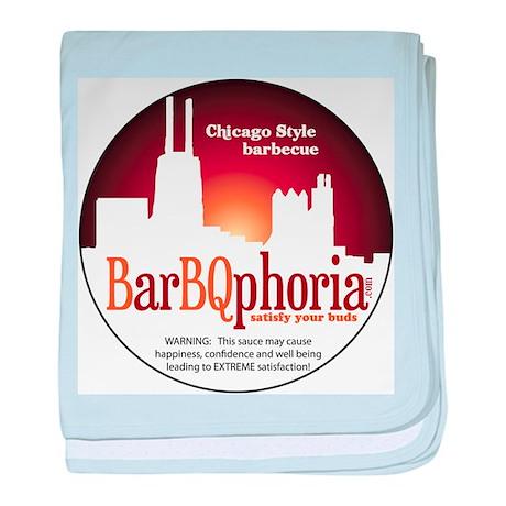 barBQphoriaROUND2 baby blanket