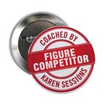 """Figure Competitor 2.25"""" Button (10 pack)"""