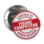 "Figure Competitor 2.25"" Button"