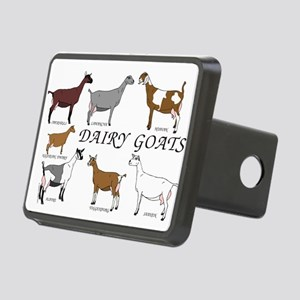 ALLDairyDoes Rectangular Hitch Cover