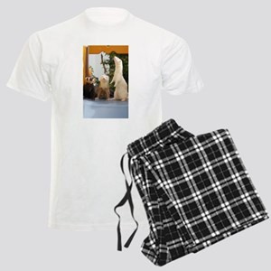 Adorable Trio Men's Light Pajamas