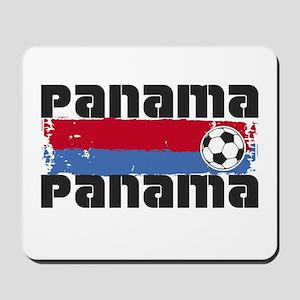 Panama Soccer Mousepad