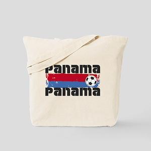 Panama Soccer Tote Bag
