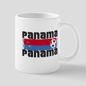 Panama Soccer Mug