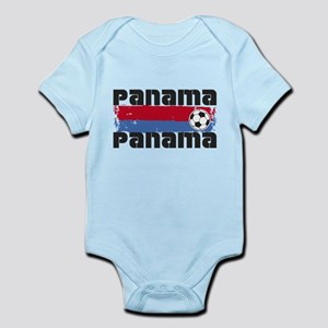 Panama Soccer Infant Bodysuit