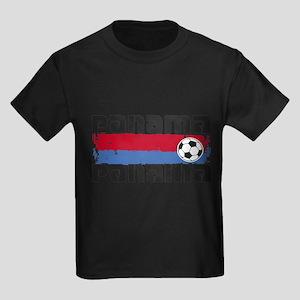 Panama Soccer Kids Dark T-Shirt