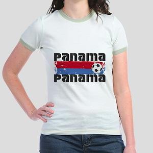 Panama Soccer Jr. Ringer T-Shirt