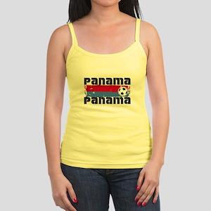 Panama Soccer Jr. Spaghetti Tank