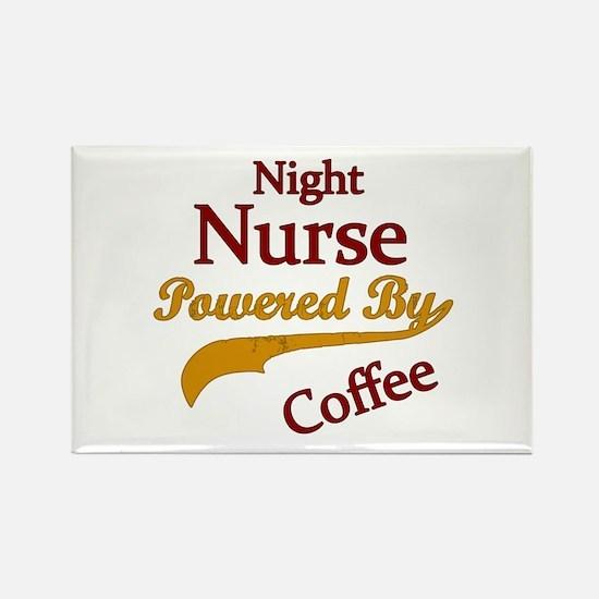 Cool Night nurse Rectangle Magnet