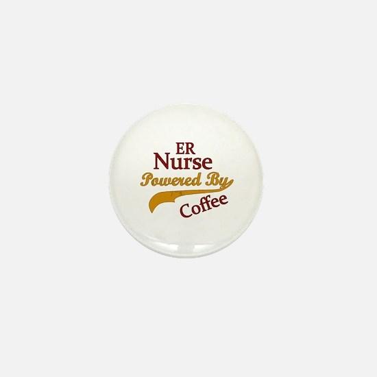 Funny Emergency nurse Mini Button