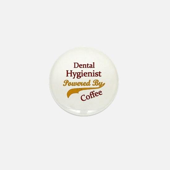 Unique Dental hygienist Mini Button