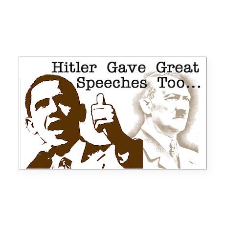 short speeches by hitler