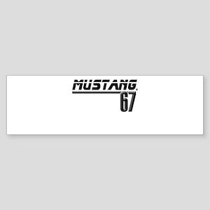 stangbar67 Sticker (Bumper)