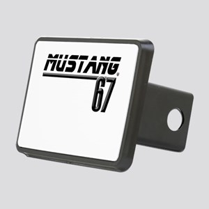 stangbar67 Rectangular Hitch Cover