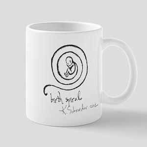 Birth Spiral Mug