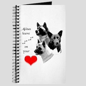 Akita 3 Journal