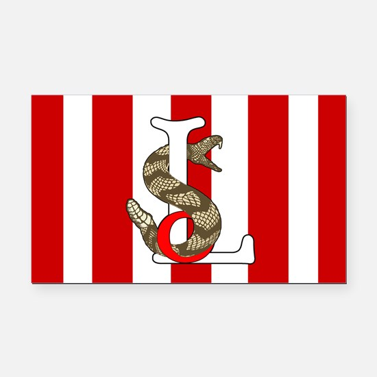 Sons of Liberty Rectangle Car Magnet