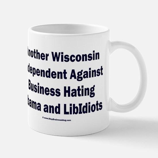 Wisconsin Independent Mug