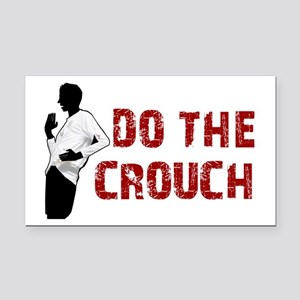 peter crouch world cup Rectangle Car Magnet