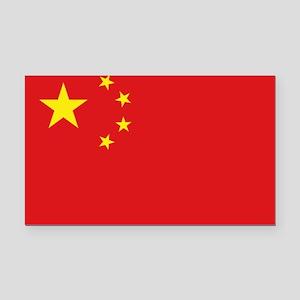 China National flag Rectangle Car Magnet