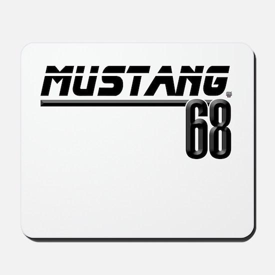 Mustang 68 Mousepad