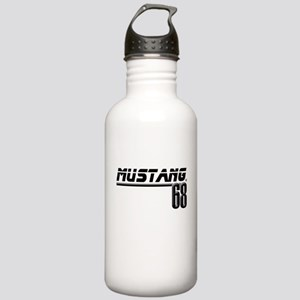 Mustang 68 Stainless Water Bottle 1.0L