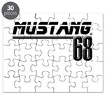 Mustang 68 Puzzle