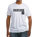 Mustang 68 Fitted T-Shirt