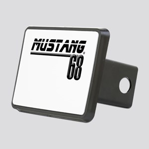 Mustang 68 Rectangular Hitch Cover