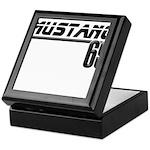 Mustang 69 Keepsake Box