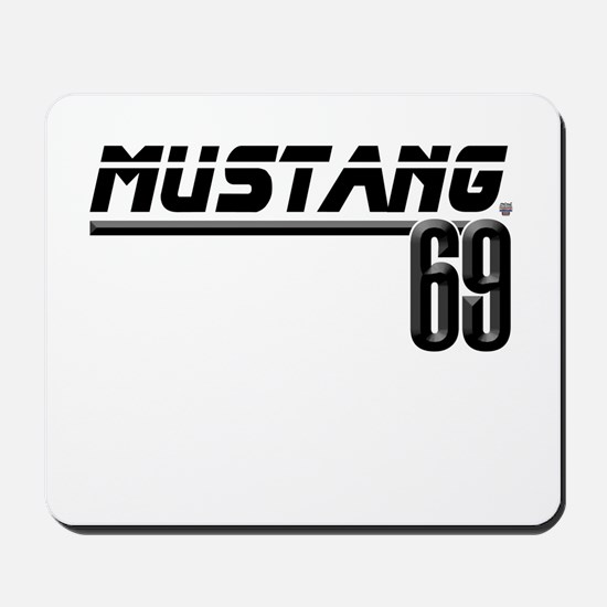 Mustang 69 Mousepad