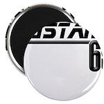 Mustang 69 Magnet