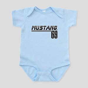 Mustang 69 Infant Bodysuit