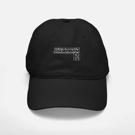 Mustang 69 Baseball Hat