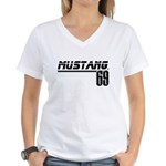 Mustang 69 Women's V-Neck T-Shirt